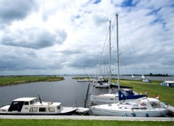 Camping - Jachthaven de Lytse Brekken